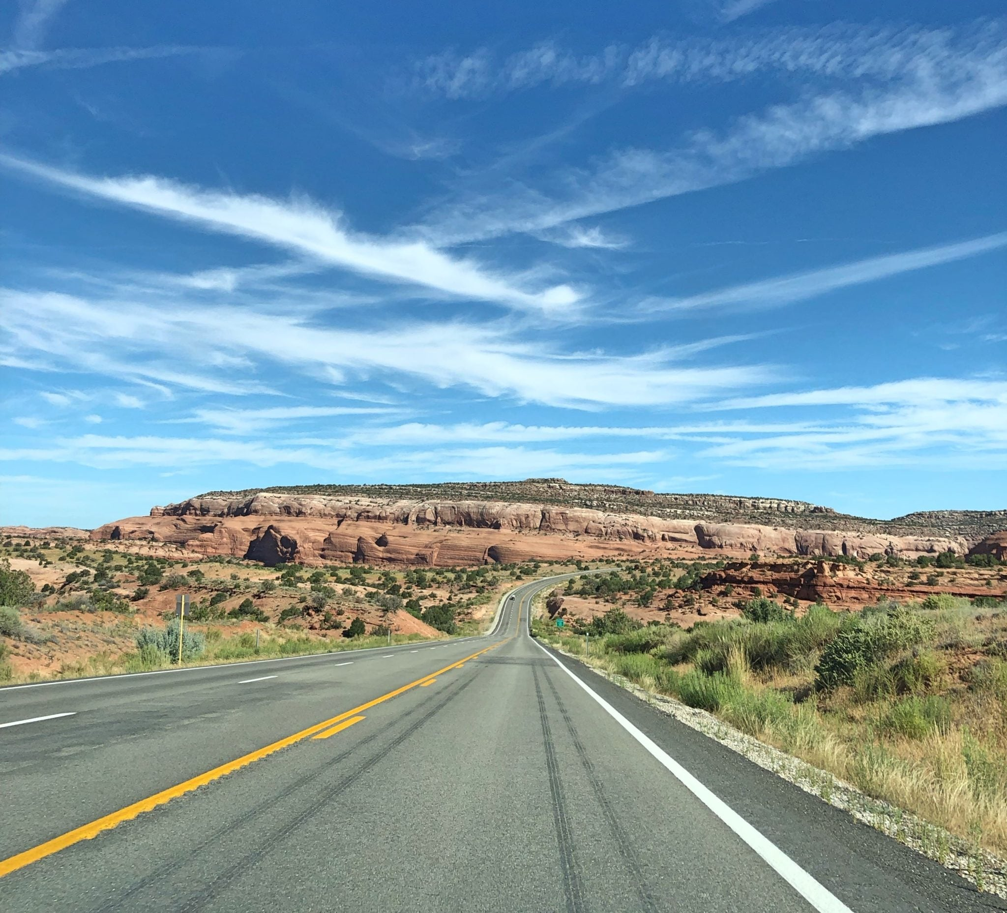 carretera a moab
